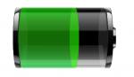 Заряд батареи ноутбука