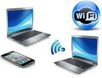 как подключить телефон к ноутбуку через wifi