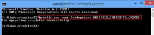 драйвер без цифровой подписи windows 7